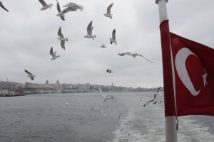 Compleanno a Istanbul
